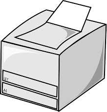 Output printer